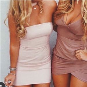 LF body con dress